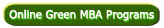 Online Green MBA Programs