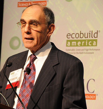 GSA's Robert Peck Offers Vision for Federal Green Building