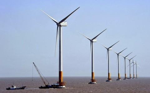 China-offshore-wind-farm