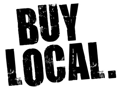 Using Buy-Local Movements As Part Of Your Green Marketing Strategy