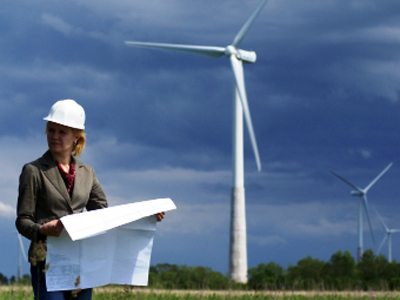 Celebrating 10 Women in Wind and Solar Energy