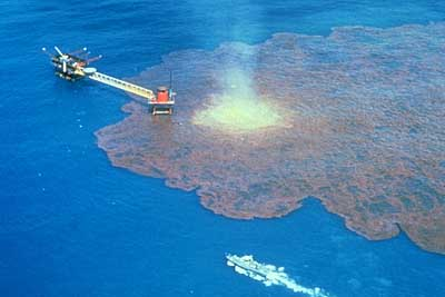 EPA Establishes Web site on BP Oil Spill for The Public