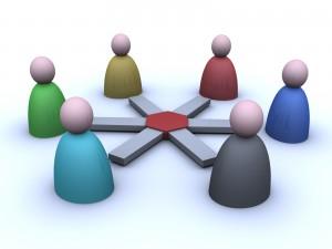 corporate social responsibility social media