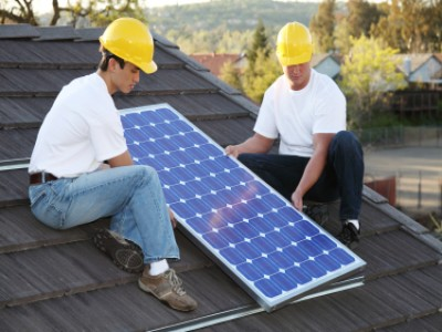 electrical contractor green retrofits
