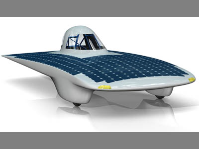 UCB Solar Powered Vehicle to Compete in World Solar Challenge