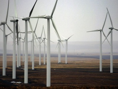 Wind Turbines May Be Shut Down in Pacific Northwest