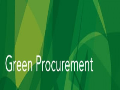 Government Agencies Required to Go 95% Green on All Purchases