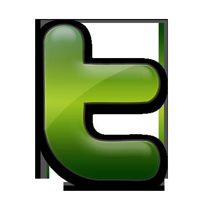 green twitter hashtags