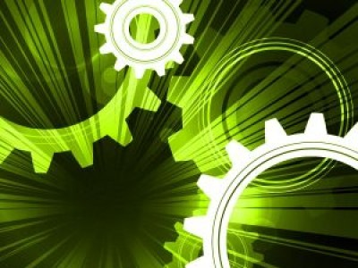 green-gears-machine